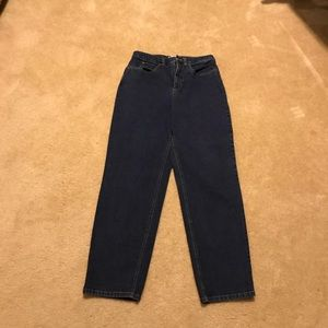 Talbots Mom Jeans